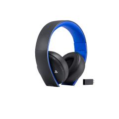 *[Acessório]* Headset 7.1 Wireless Stereo Gold